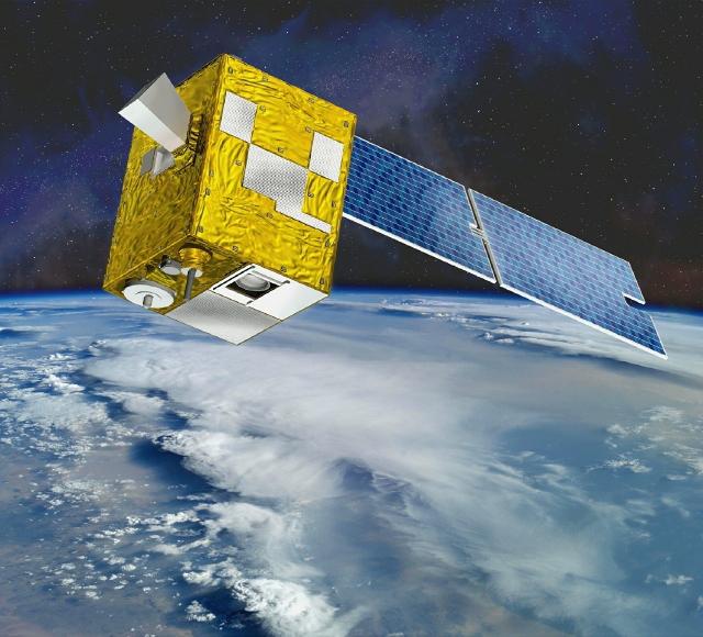 Microsatellite Parasol. Crédits : CNES/Ill. D. Ducros