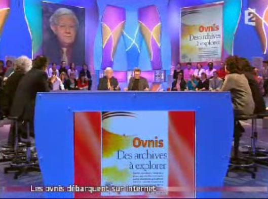 """Jacques Patenet dans l'émission """"On a tout essayé"""" (mars 2007)."""