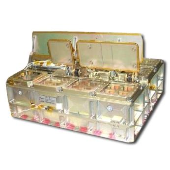Module Expose-R à l'intérieur duquel se trouve les molécules organiques. Crédits : LISA.