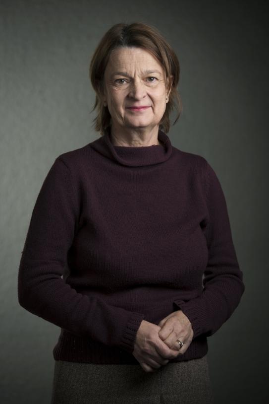 Sylvie Léon-Hirtz. Credits: CNES/S. Godefroy, 2008.