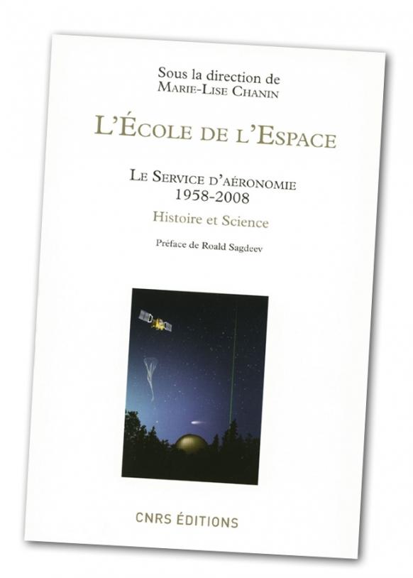 L'Ecole de l'Espace, CNRS Editions 2008.