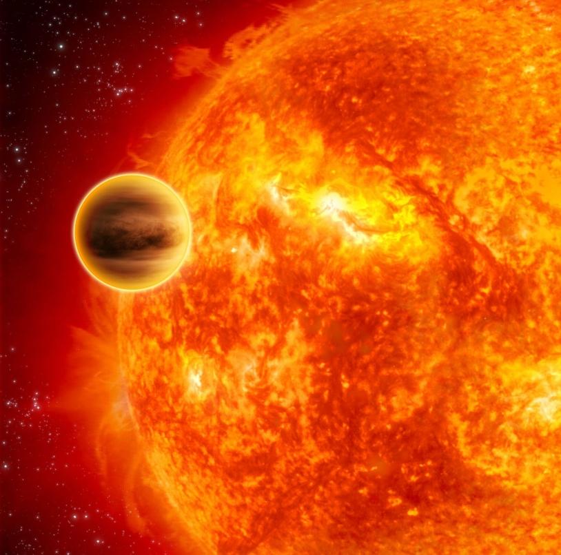 La chasse aux exoplanètes continue. Crédits : NASA.