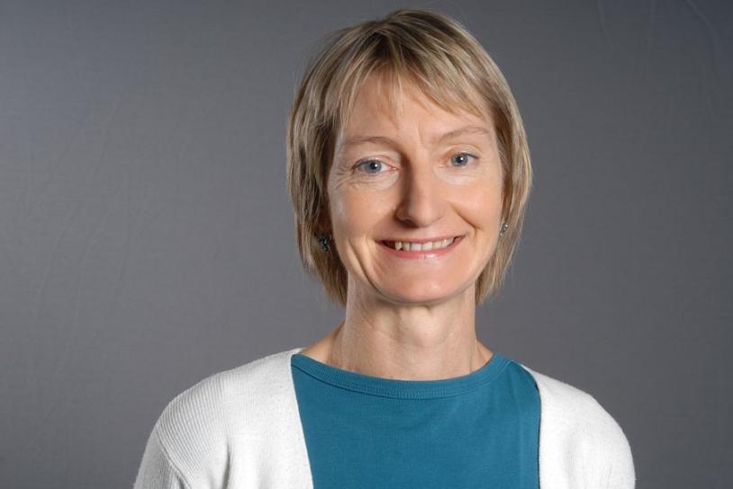 Catherine Proy, représentante du CNES pour la charte. Crédits : CNES/E. Grimault.