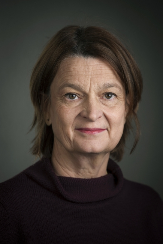 Sylvie Léon-Hirtz, reponsable de PHARAO au CNES. Crédits : CNES.