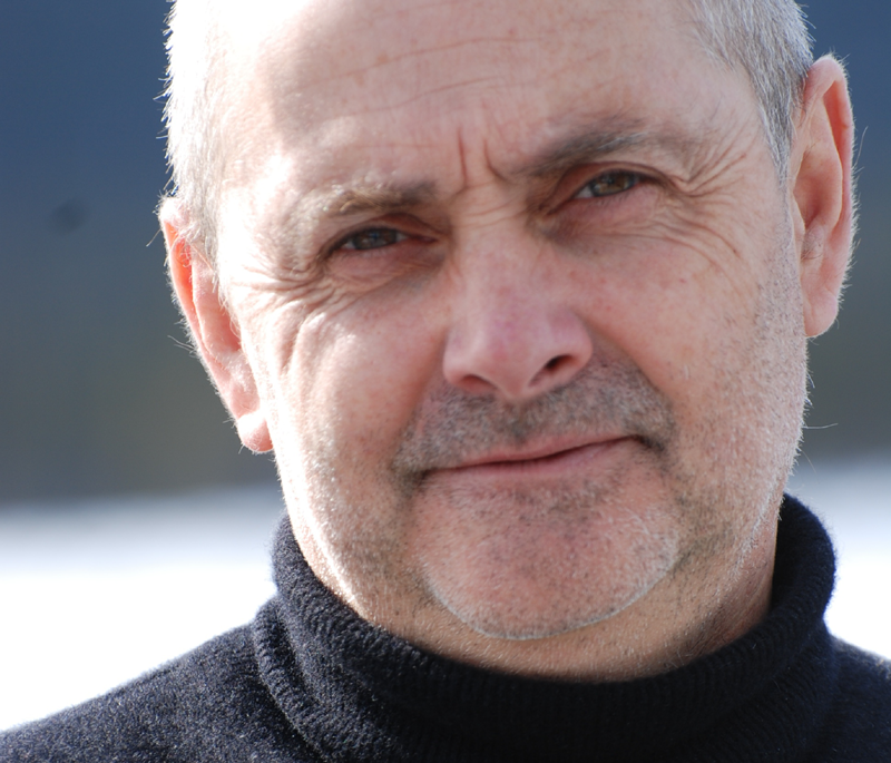 Pierre Chadoutaud, chef de mission ballons au CNES. Crédits : CNES.