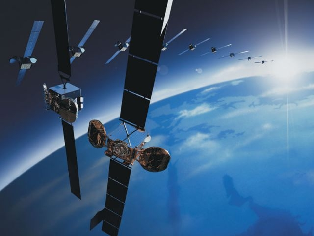 Diabsat data will be relayed via an Astra satellite. Credits: Astra.