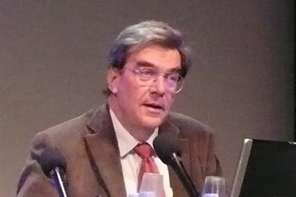 André Husson. Crédits : CNES.