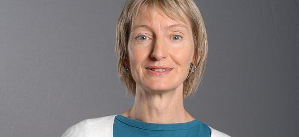 Catherine Proy, représentante du CNES pour la Charte. Crédits : CNES.