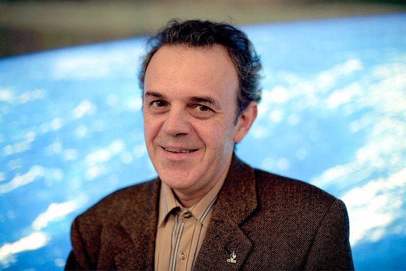 Francis Rocard, responsable des programmes d'exploration du Système solaire au CNES. Crédits : CNES/O. Pascaud.