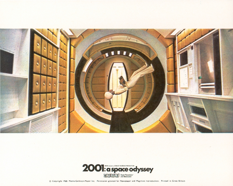 2001: L'Odyssée de l'espace (2001: A Space Odyssey, GB/USA 1965-68) © Warner Bros. Entertainment Inc.