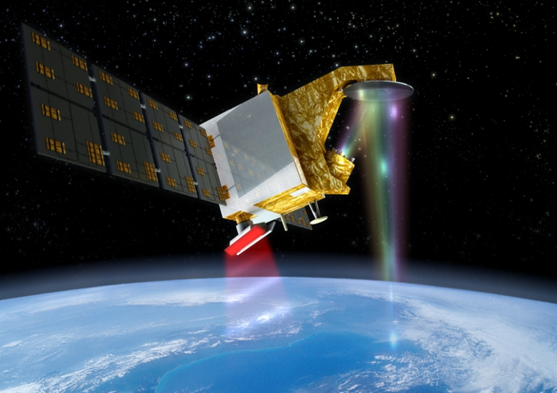 CFOSAT is scheduled to begin orbital operations in 2015. Credits: CNES/ill. Oliver Sattler, 2011.