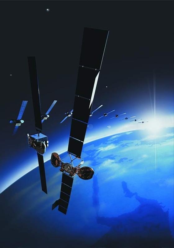 Les satellites de télécommunication de la flotte ASTRA utilisés pour le programme DIABSAT. Crédits : SES ASTRA.