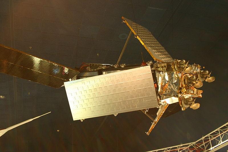Le satellite américain Iridium 33 a été pulvérisé la semaine dernière. Crédits : NASA.