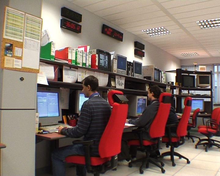 Le Centre d'Orbitographie Opérationnelle au CNES à Toulouse surveille l'Espace. Crédits : CNES.