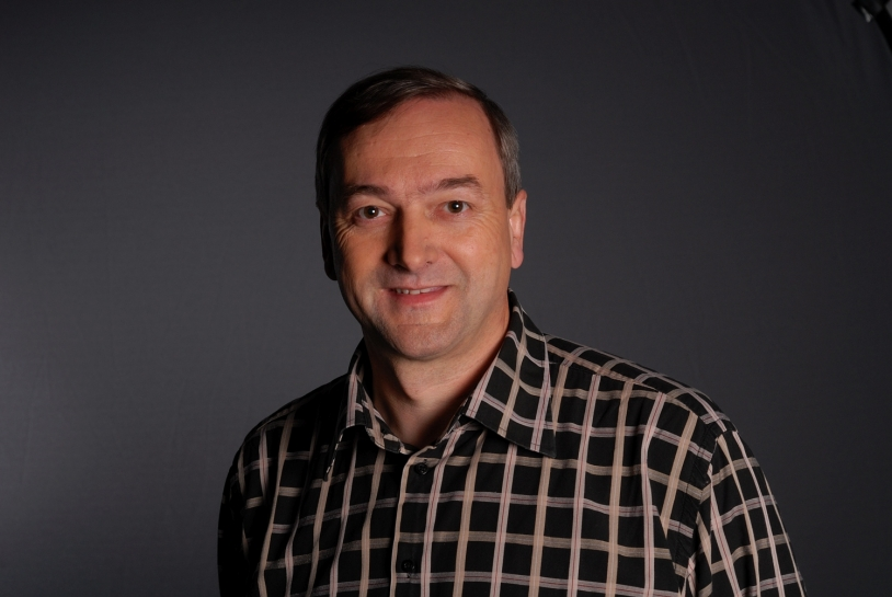 Alain Gaboriaud is leading the French contribution to Phobos-Grunt at CNES. Credits: CNES.