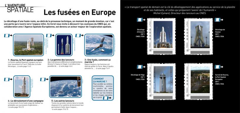 Crédits : CNES/La Poste.