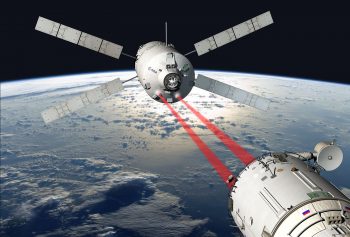 The ATV-4 docked with the ISS Saturday 15 June in the afternoon. Credits: NASA.