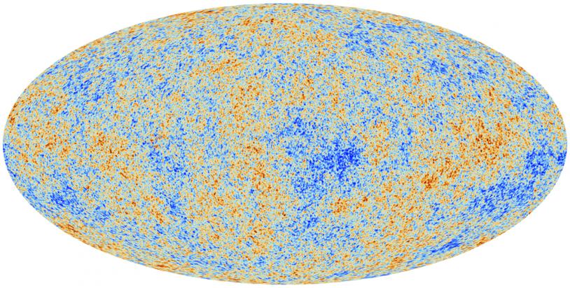 Crédits : ESA and the Planck Collaboration.