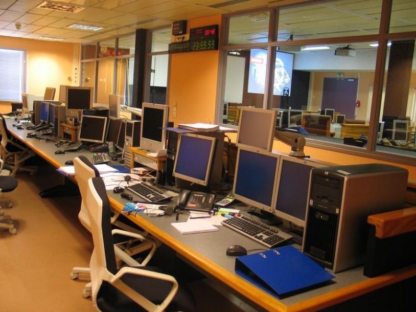 Salle de simulation