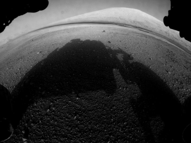 Curiosity, chronologie d'un atterrissage en douceur