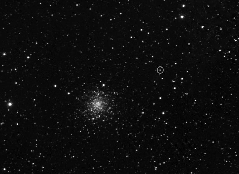 Rosetta et M107